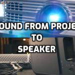 How to get sound from projector to speakers - Guide