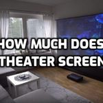 How much does a movie theater screen cost  - Guide