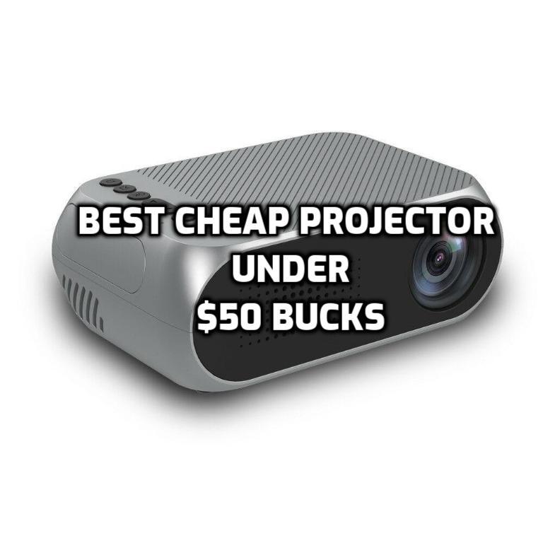best cheap projector under 50