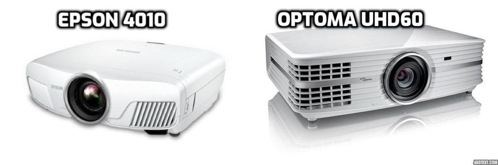 Epson 4010 vs UHD60