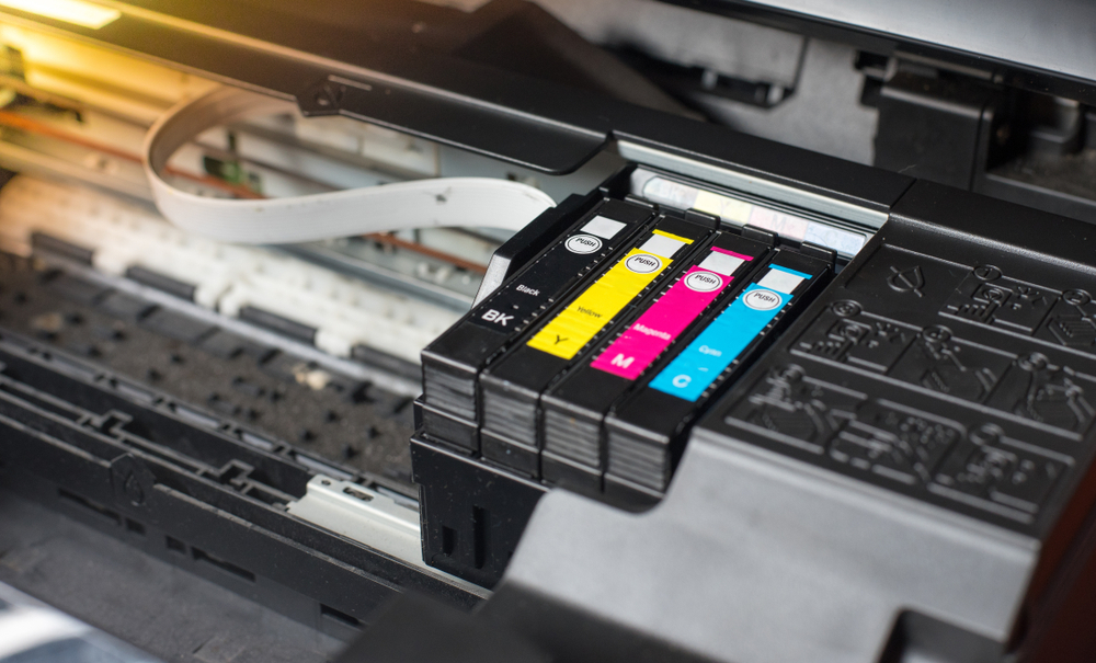 which printers use 301 ink