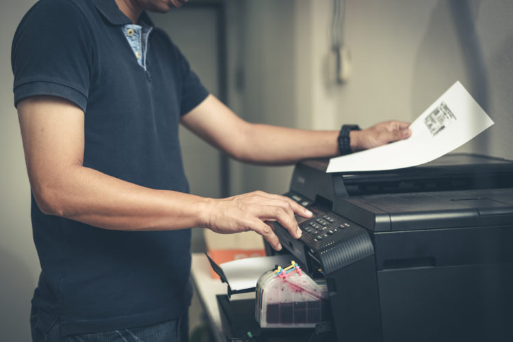 How many pages can a printer print in its lifetime