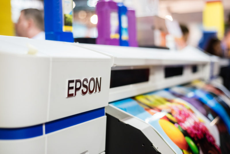 Should I turn off my Epson printer when not in use