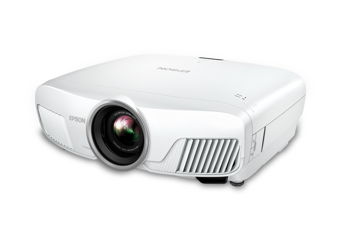 How to turn up volume on Epson projector without remote